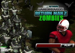 Return Man 2 - ZOMBIES